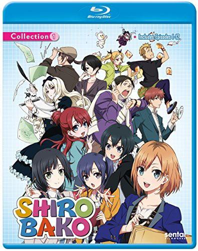 Shirobako Blu-ray