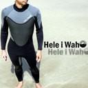 ウェットスーツ HeleiWaho