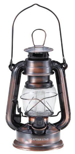 キャプテンスタッグ グランピング LEDキャンプライト