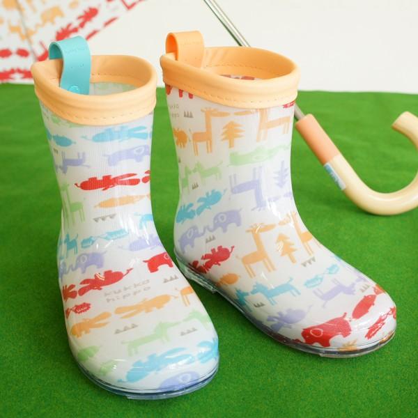 雨の日が楽しみに?kukka hippo(クッカヒッポ)のかわいい子供レイングッズ